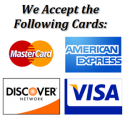 We Accept All Major Credit Cards | SeniCare Plus - 516.342.5500
